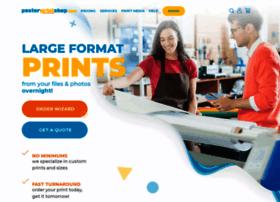 posterprintshop.com