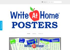 posters.writeathome.com