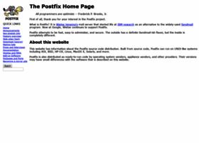 postfix.org