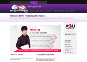 postgrad.studymalaysia.com