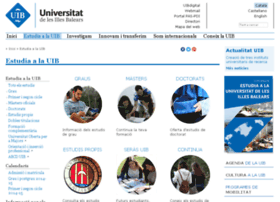 postgrau.uib.es