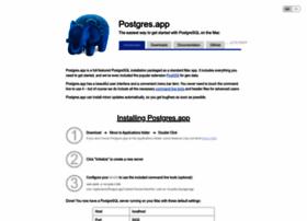 postgresapp.com