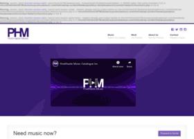 posthastemusic.com