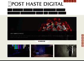 posthastesound.com