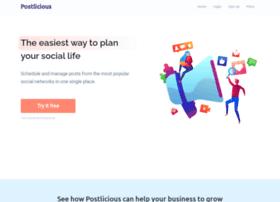 postlicious.com