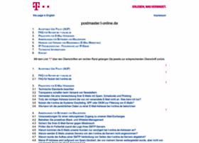 postmaster.t-online.de