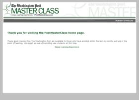 postmasterclass.com