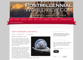 postmillennialismtoday.com