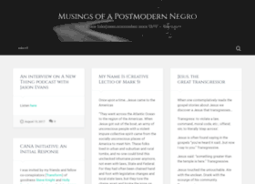 postmodernegro.wordpress.com
