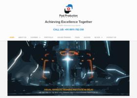 postproductioninstitute.com
