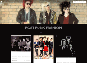 postpunkfashion.tumblr.com