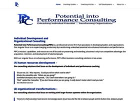 potentialintoperformance.com