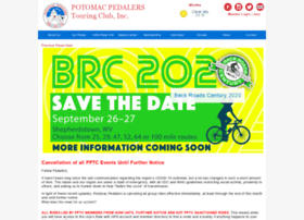 potomacpedalers.com