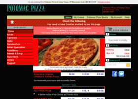 potomacpizza-chevychase.foodtecsolutions.com