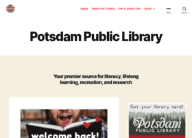 potsdamlibrary.org