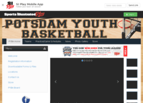 potsdamyouthbasketball.sportssignupapp.com