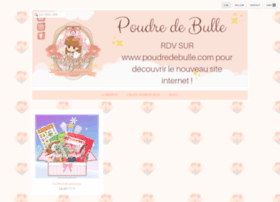 poudredebulle.tictail.com