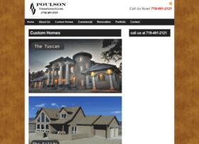 poulsonconstructioninc.com