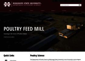 poultry.msstate.edu