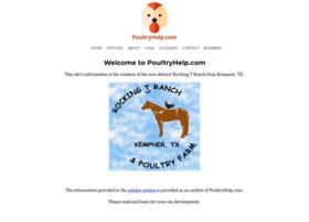 poultryhelp.com