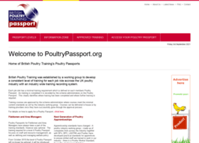 poultrypassport.org