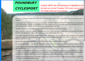 poundburycyclesport.co.uk