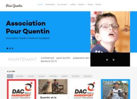 pour-quentin.com