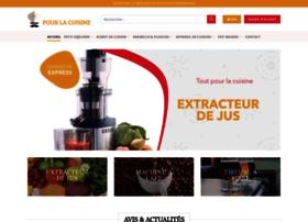 pourlacuisine.com
