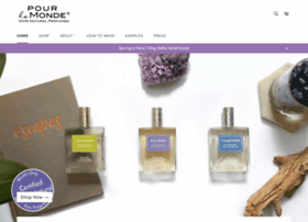 pourlemondeparfums.com