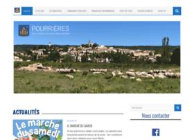 pourrieres.fr