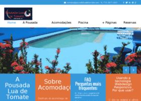 pousadaluadetomate.com.br