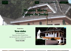 pousadamarins.com.br