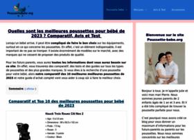 poussette-bebe.org