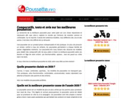 poussette.info