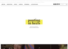 poutinginheels.com