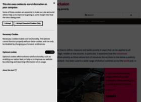 poverty.ac.uk