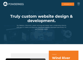 powderkegwebdesign.com