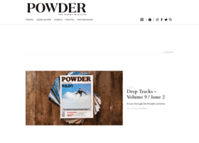 powdermag.com