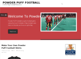 powderpufffootball.org