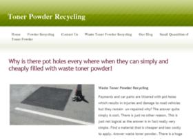 powderrecycling.co.uk