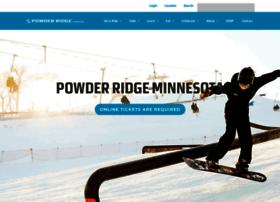 powderridge.com
