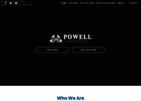 powellauction.com