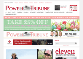 powelltribune.com