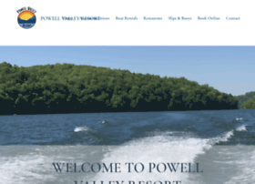 powellvalleyresort.com