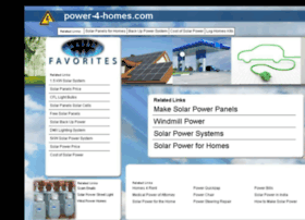 power-4-homes.com