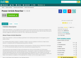 power-article-rewriter.soft112.com