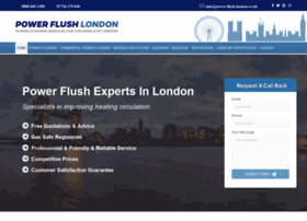 power-flush-london.co.uk