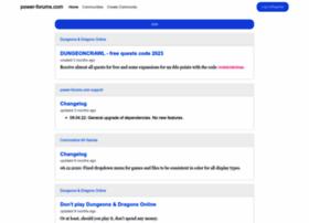 Power-forums.com