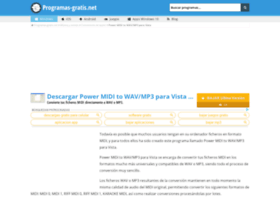 power-midi-to-wav-mp3-para-vista.programas-gratis.net