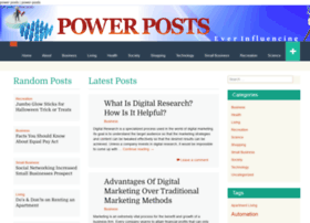 power-posts.com